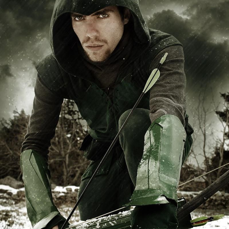 Arrow Cosplay by Víctor Castaño Díaz