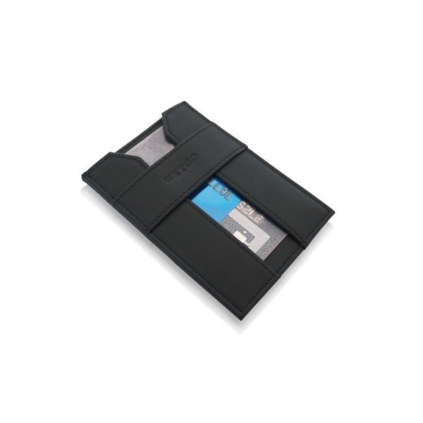 Cool money clip wallet with card slot