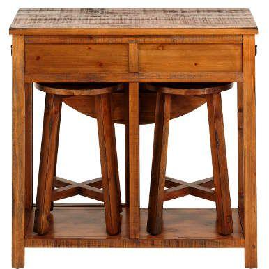 Chairlock Klapptisch Mit 2 Hockern | Klapptisch, Küchenmöbel Und