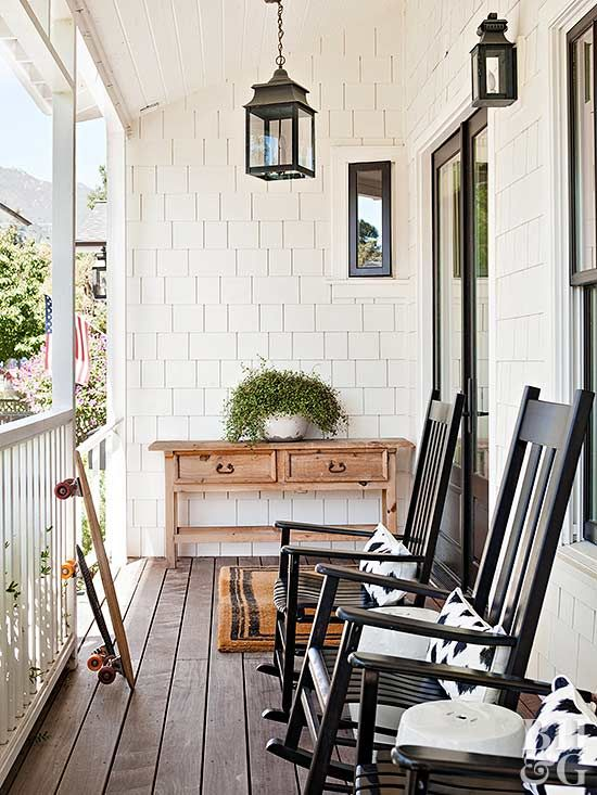 Porch Design Ideas | BHG\'s Best Home Decor Inspiration ...
