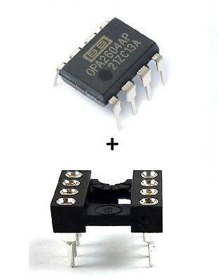1pcs OPA2604AP OPA2604 DUAL FET INPUT OP AMPLIFIER IC/'S