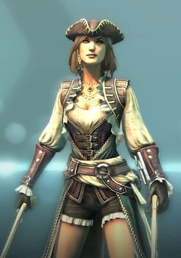 assassin's creed black flag lady black The Lady Black. Assas