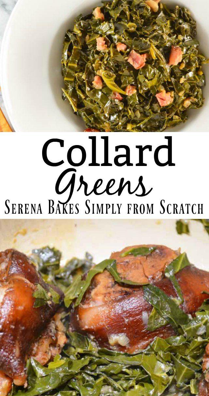 Photo of Collard Greens Recipe