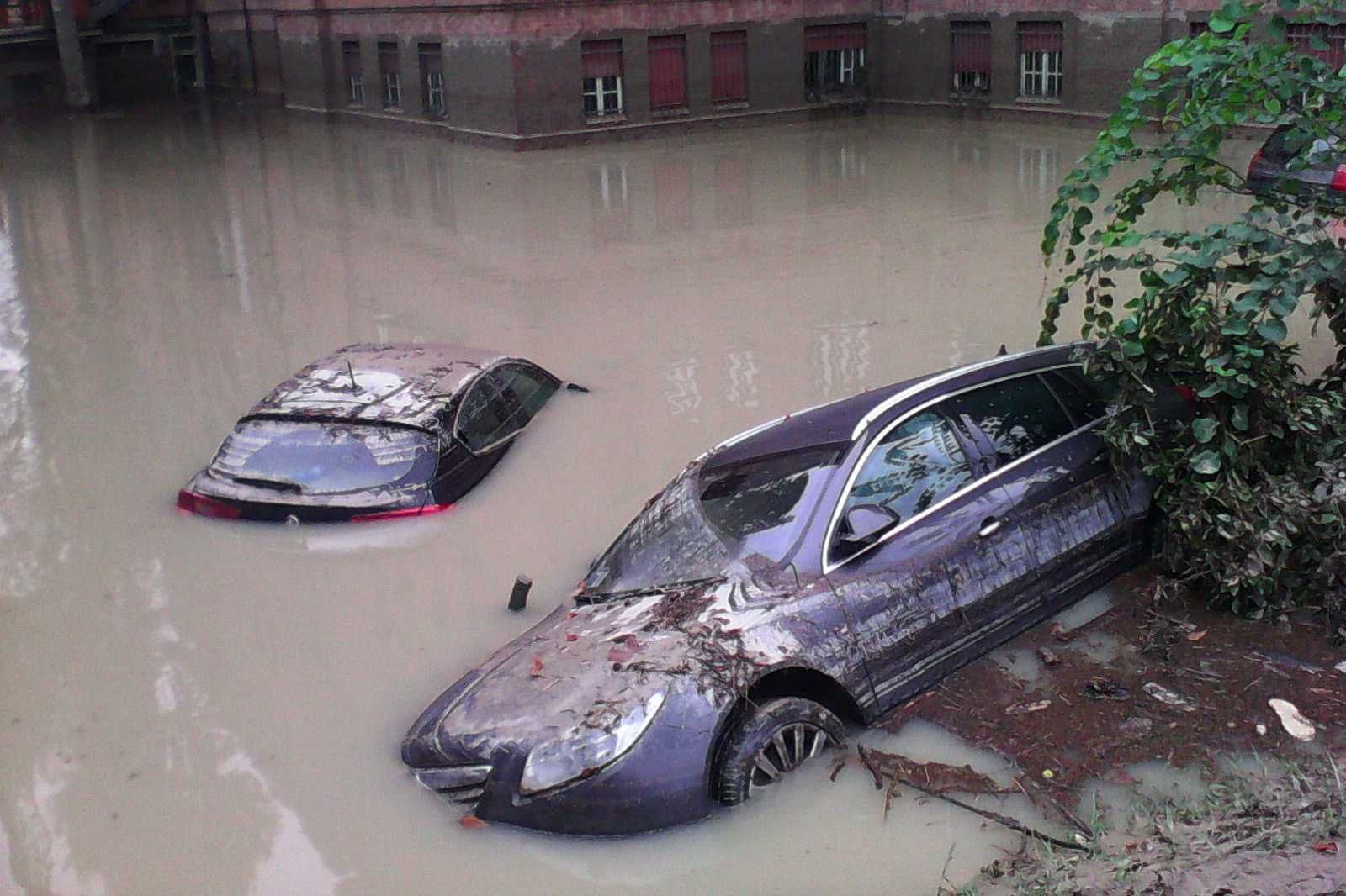 #Alluvione #Parma, un dramma .