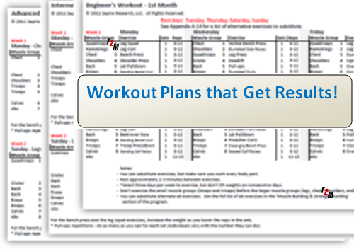 Beginner Bodybuilding Workout Routine Go Check Out This Page For