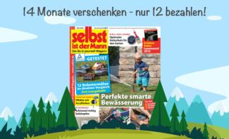 Sichtschutzzaun Holz | selbst.de