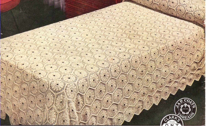 Crochet motif block barbary round bedspread pattern ebay crochet motif block barbary round bedspread pattern ebay bankloansurffo Choice Image