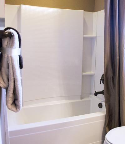 Home Expressions Studio Vikrell Tub/Shower | Trieste Plan in Vistara ...