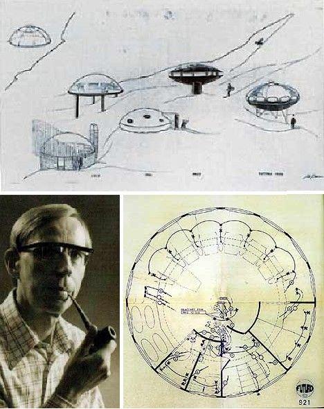 The Futuro House: Space Age UFO Architecture Comes Home | Futuro ...