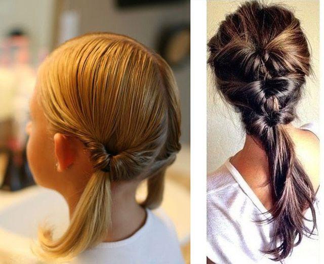 Peinados Con Trenza Peinados Sencillos Para Ninas Maquillaje Y