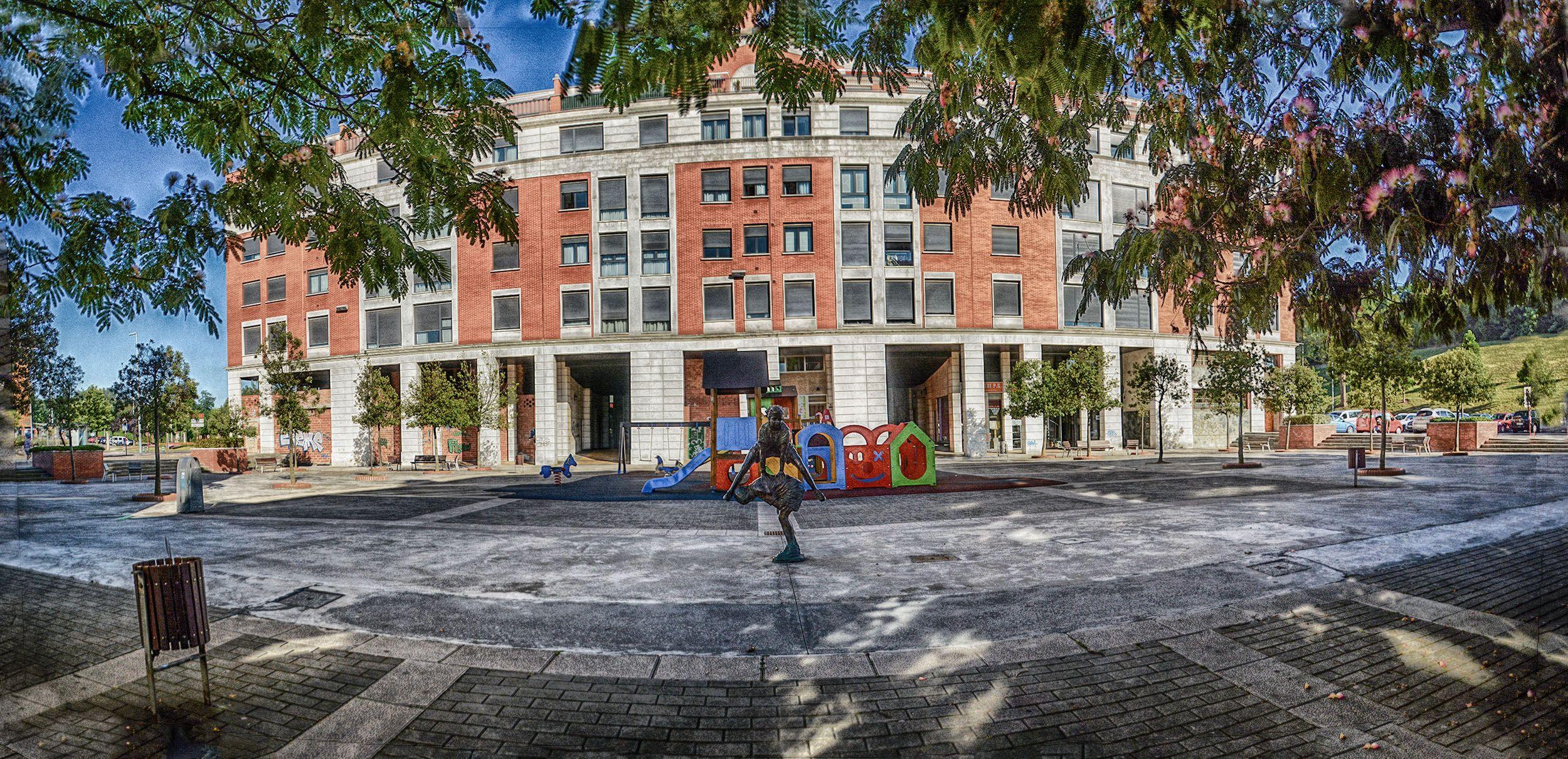 Plaza de la calle Estartetxe