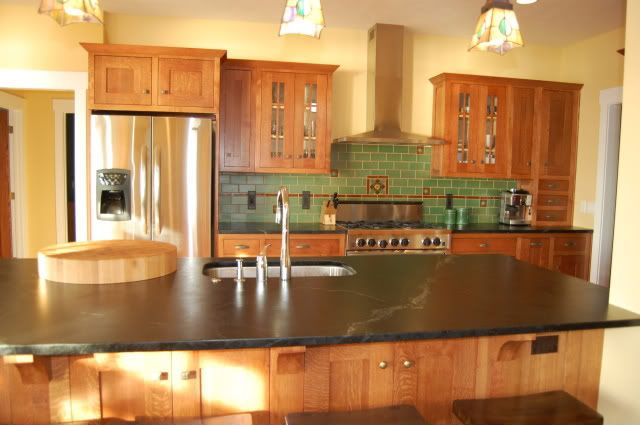 Beautiful Arts & Crafts Kitchen. This Style Works In Many