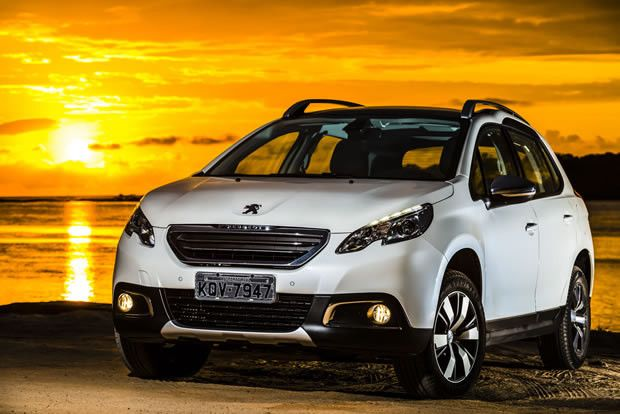 New Release 2016 Peugeot 2008 Review Front View Model Peugeot