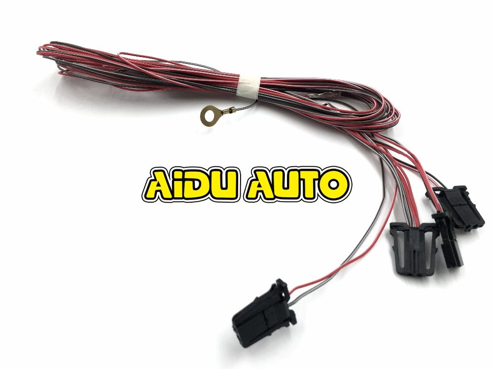 Footwell Light install Cable Wire harness For VW Golf 5 6 ... on vw golf 2.5, vw golf gti, vw golf mk1, vw golf tdi, vw golf stance, vw golf diesel, vw e golf, vw golf r line, vw golf vr6, vw golf mk2, vw golf mk3, vw golf mk6, vw golf mk4, vw golf 2004, vw golf mkiv, vw golf roof rack, vw golf mk9, vw golf mk7, vw golf mk8, vw golf r32,