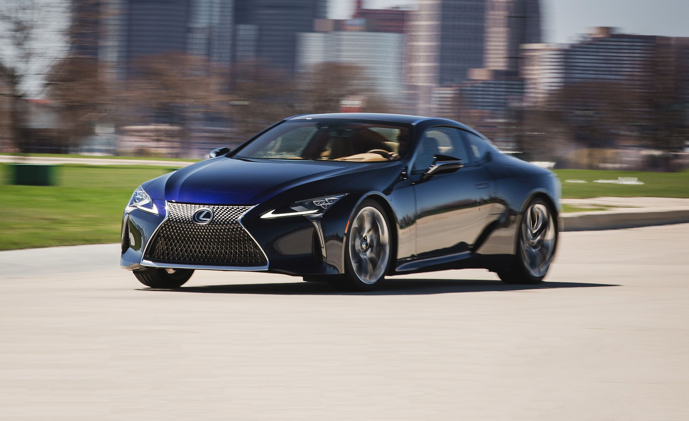 Lexus LC 500 a ride with a stand out performance (With