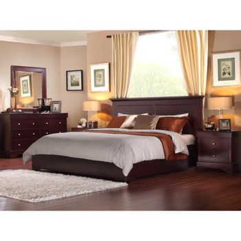 2100 Costco Shelby 5 Piece Cal King Bedroom Set
