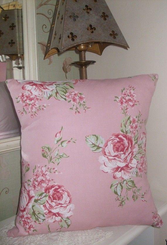 Shabby Pillow