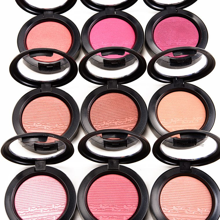MAC Extra Dimension Blush • Blush Review & Swatches Skin