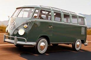 Rumors VW Microbus to be released in 2014 or 2015  VW Bus