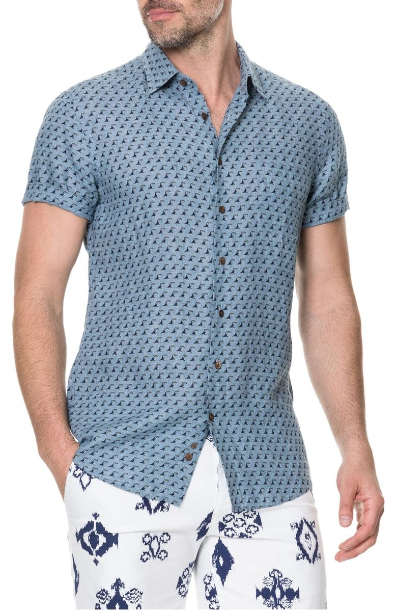 1be9c4490bd Best Short Sleeve Button Up Shirts For Men    These shirts are dressier than  a t-shirt