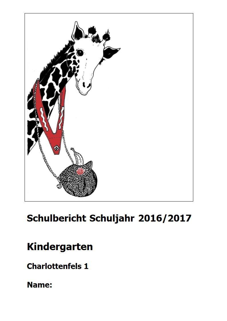 deckblatt kindergartendoc mit bildern  kindergarten