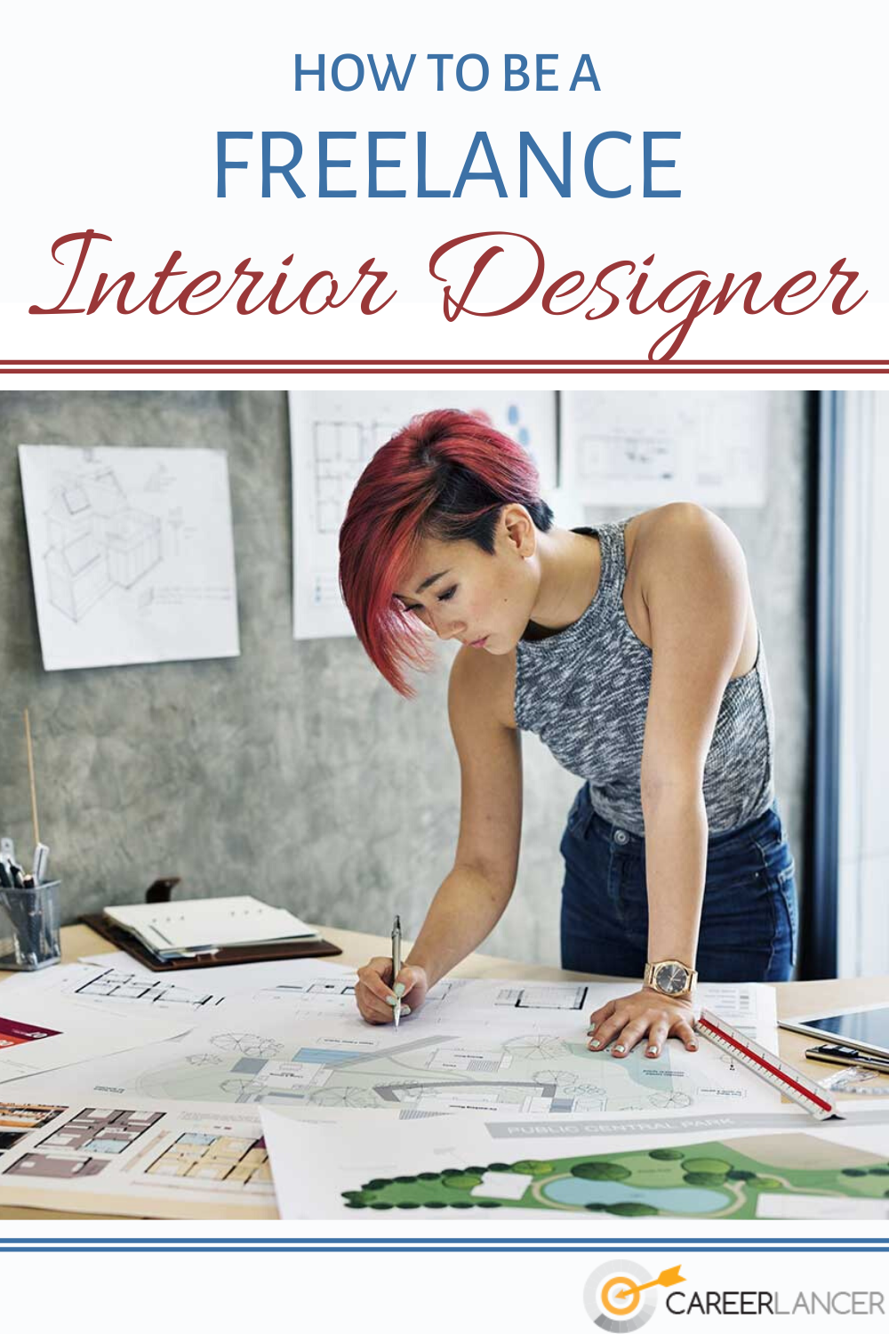 How To Be A Freelance Interior Designer Careerlancer In 2020 Freelance Interior Designer Interior Design Jobs Decorating Jobs