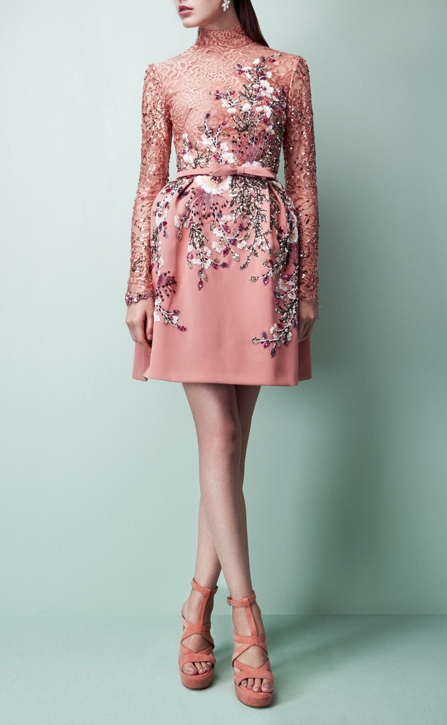 Gown Gorgeous: HOBEIKA | ZsaZsa Bellagio - Like No Other