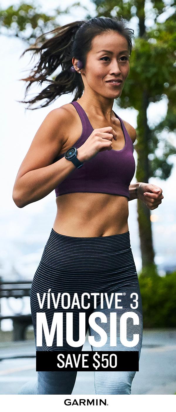 vívoactive® 3 Music | GARMIN | Wellness | Music, Sport outfits