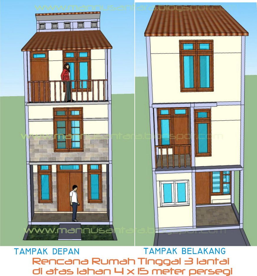780+ Gambar Rumah Sederhana Ukuran 4x6 HD
