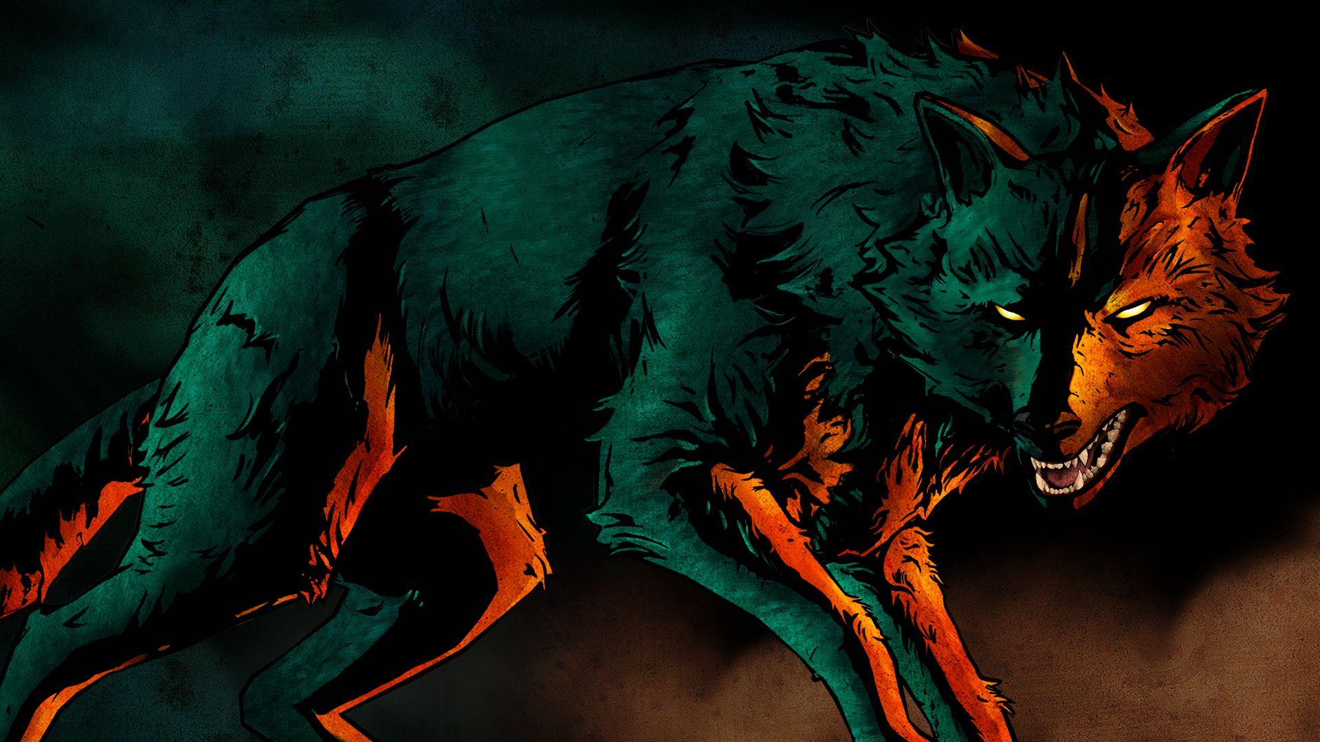 Bigby Wolf Form Szukaj W Google The Wolf Among Us Wolf Wolf Painting