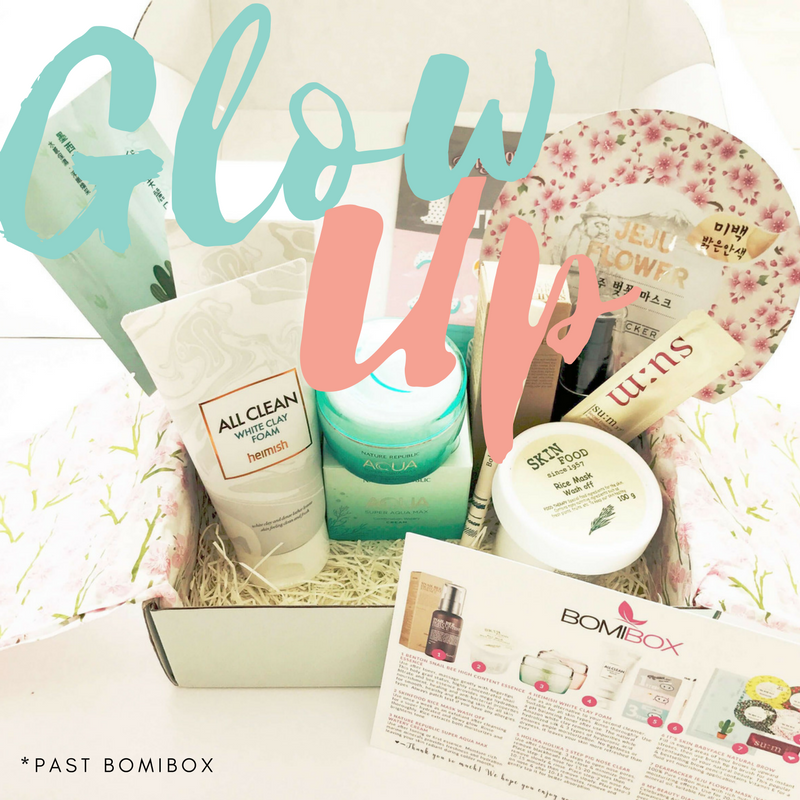 HOW IT WORKS Skincare subscription box, Beauty box