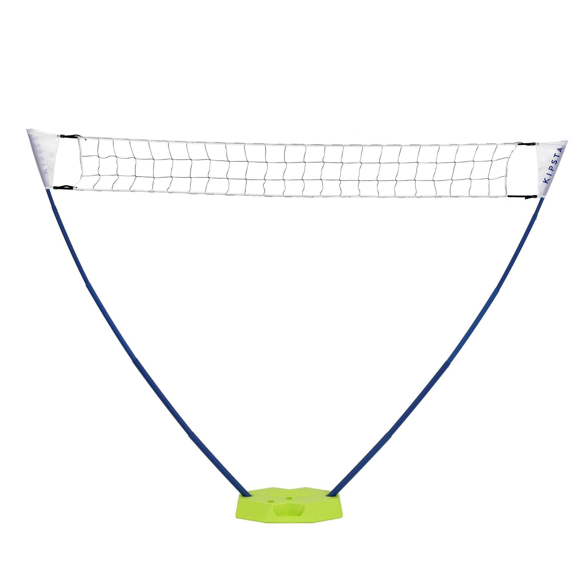 Net Voor Volleybal En Beachvolleybal Bv 100 Geel In 2020 Volleyball Beach Volleyball Federball