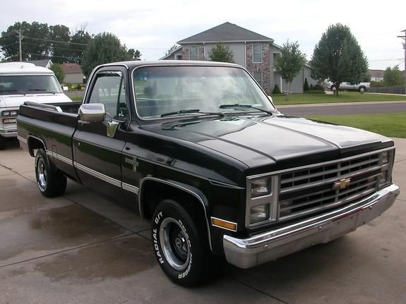 Itstali25 S 1986 Chevrolet C K Pick Up In Nixa Mo Chevy Muscle Cars Classic Trucks 85 Chevy Truck