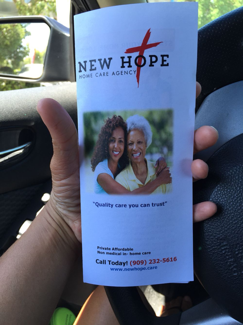 new hope (With images) Home care agency