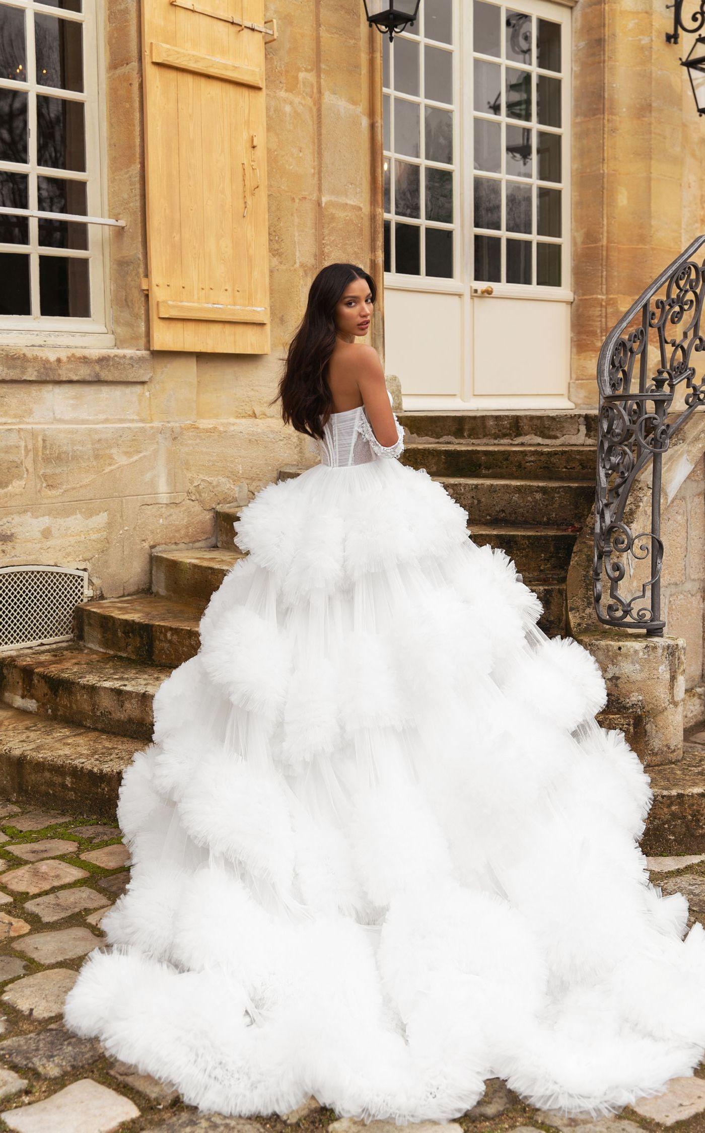 Wedding Dress 3199 Royalty New Collection Wedding Dresses Pollardi In 2020 Elegant Bridal Gown Beautiful Wedding Dresses Wedding Dress Trends,Printable Wedding Dress Template