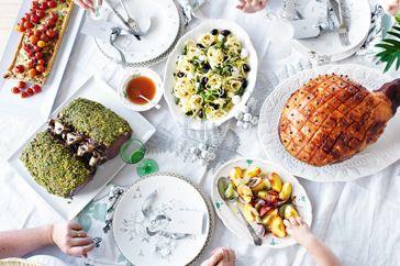 Australian christmas fiest vnon hody po australsku vnoce australian christmas banquet for 10 people forumfinder Images