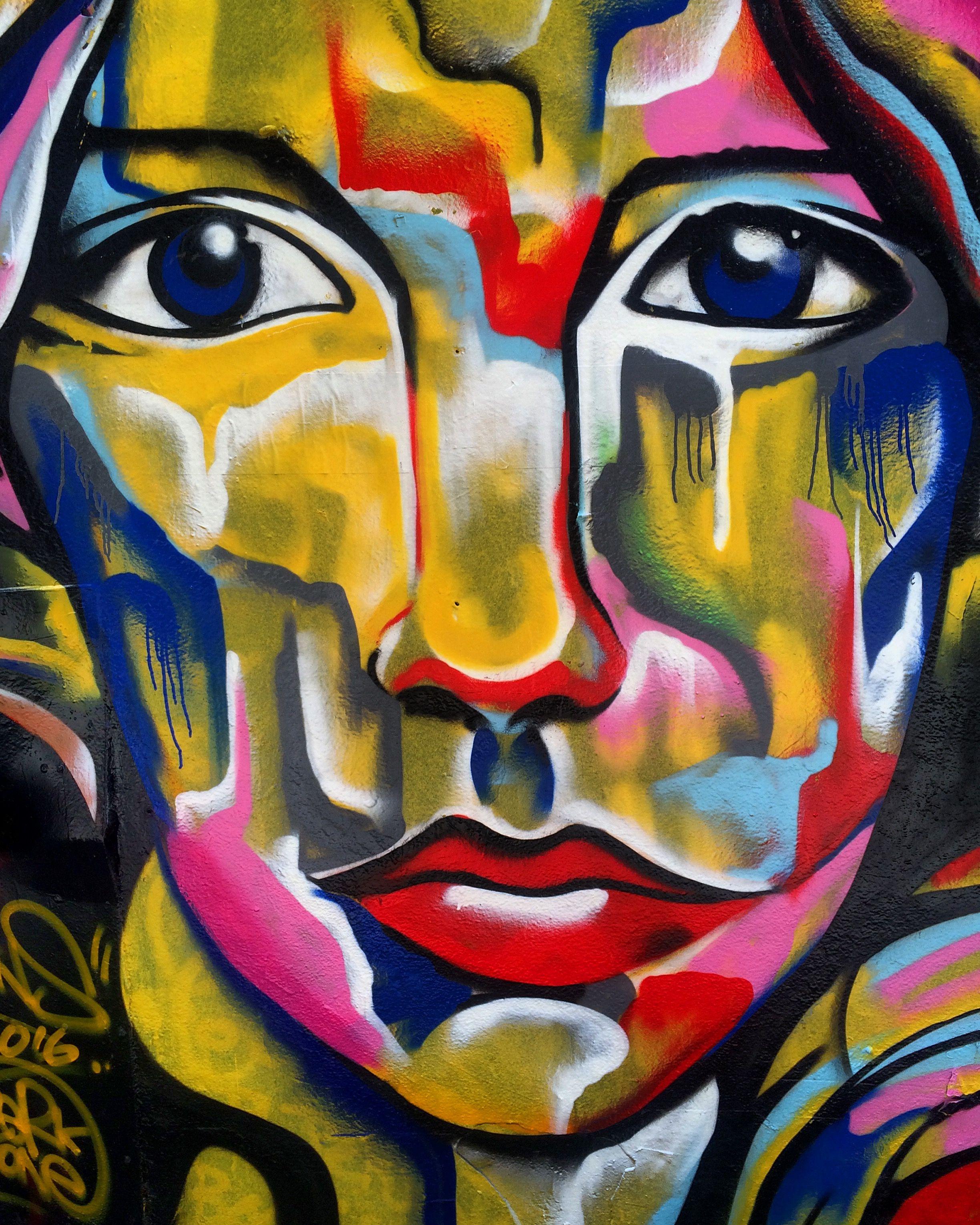 Hosier Lane, Melbourne Painting, Art, Street art
