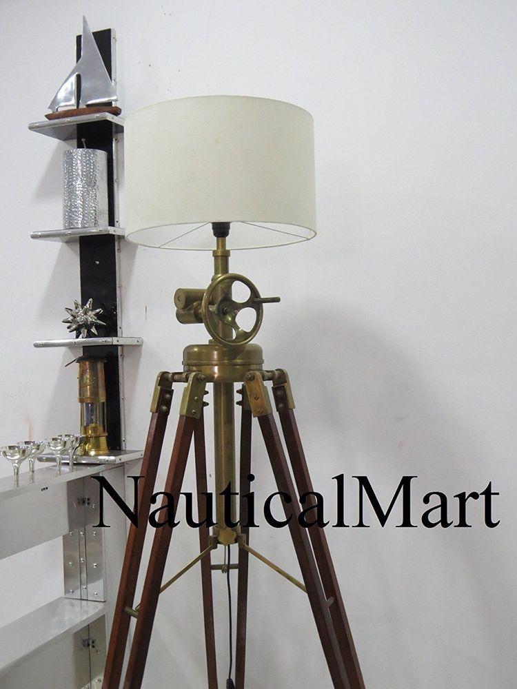 Royal Marine Tripod Floor Lamp Tripod Floor Lamps Lamp Floor Lamp
