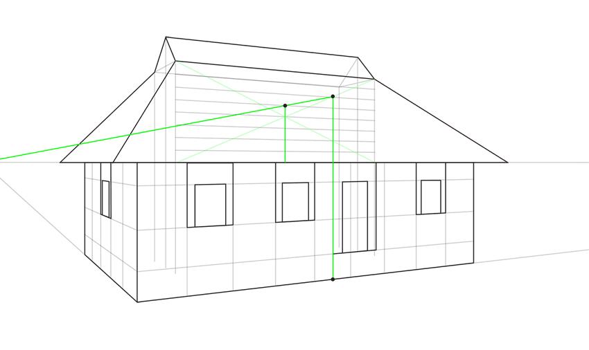 Bagaimana Menggambar Rumah Tahap Demi Tahap Psikotest Menggambar Manusia Dan Pohon Kompi Contoh Soal Psikotes Matematika Gambar Cara Menggambar Rumah Pohon