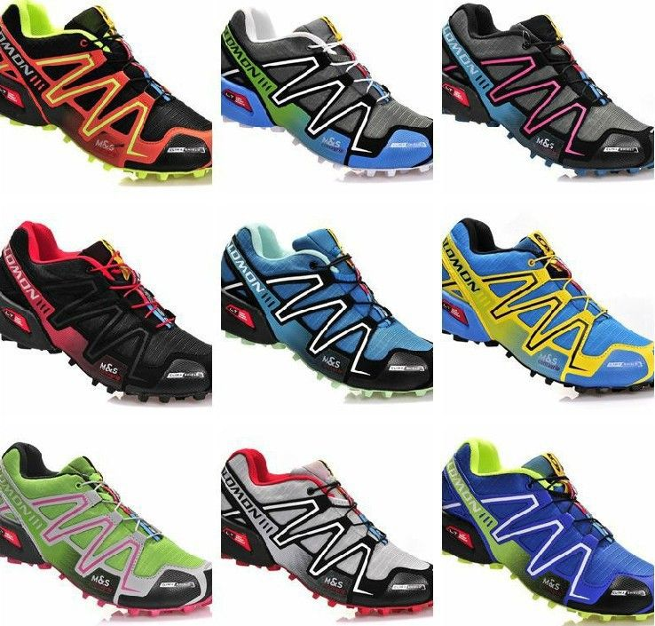 Running Shoes For Men Salomon Travel Shoes Brand Athletic Shoes Men Neutral  Cushioning Climbing Shoes Men ed5646e596f96