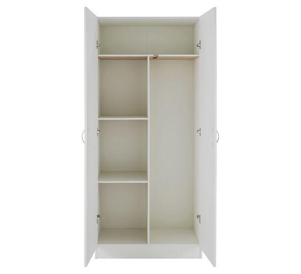 Oto 2 Door Broom Cupboard Cupboards Storage Storage Office Categories Fantastic Furniture Australia Fantastic Furniture Cupboard Storage Cupboard