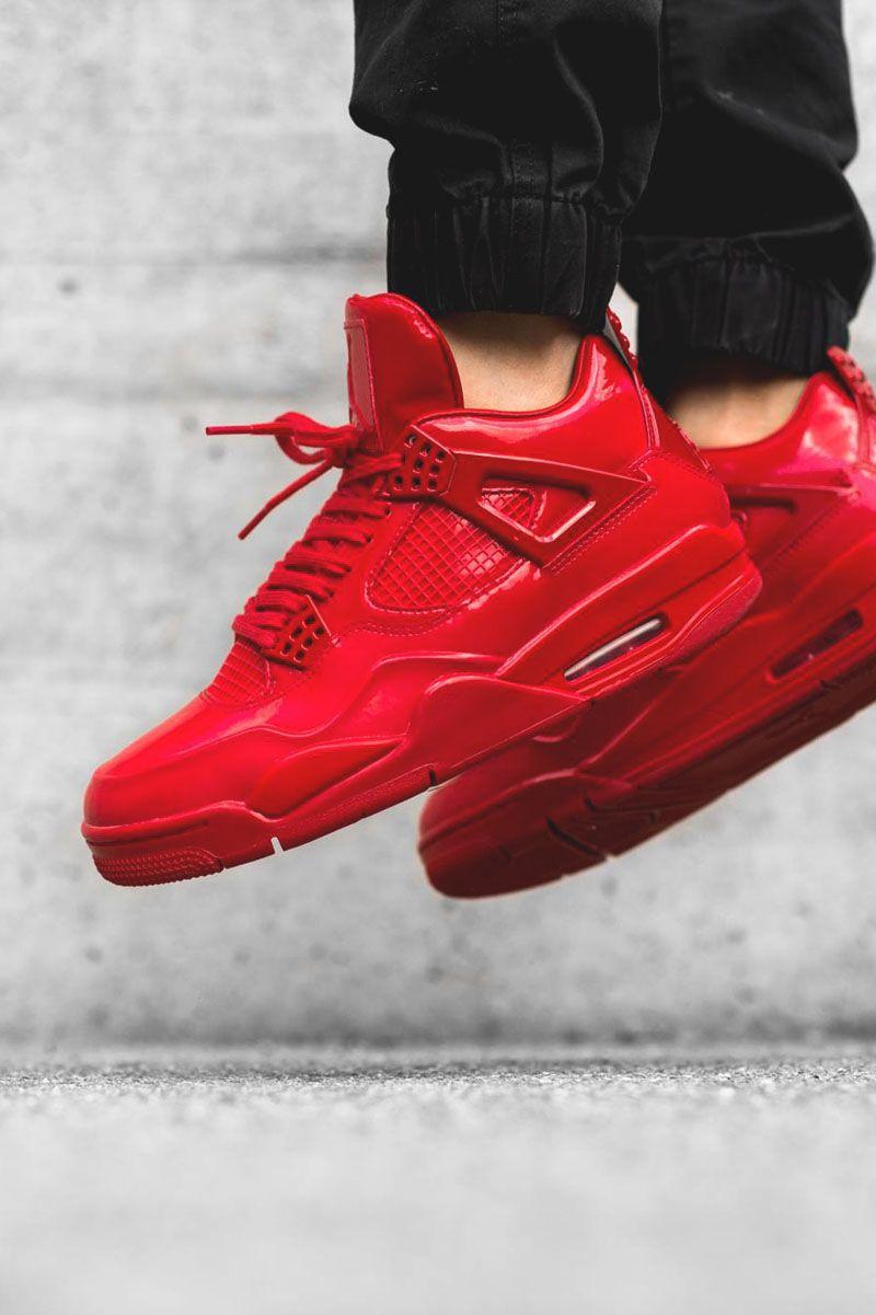 Uni Red  airjordan  sneakers  patentleather  1bc4c7f77