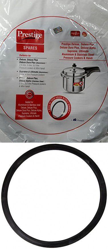 2 X TTK Prestige Pressure Cooker Metal Safety Valve In Original Packaging