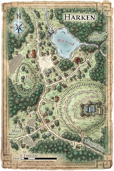 Harkenwold Harken Fantasy City Map Fantasy Map Fantasy City