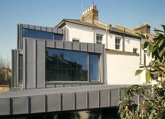 Prefab friday focus house in london by bere architects - German prefab homes grand designs ...