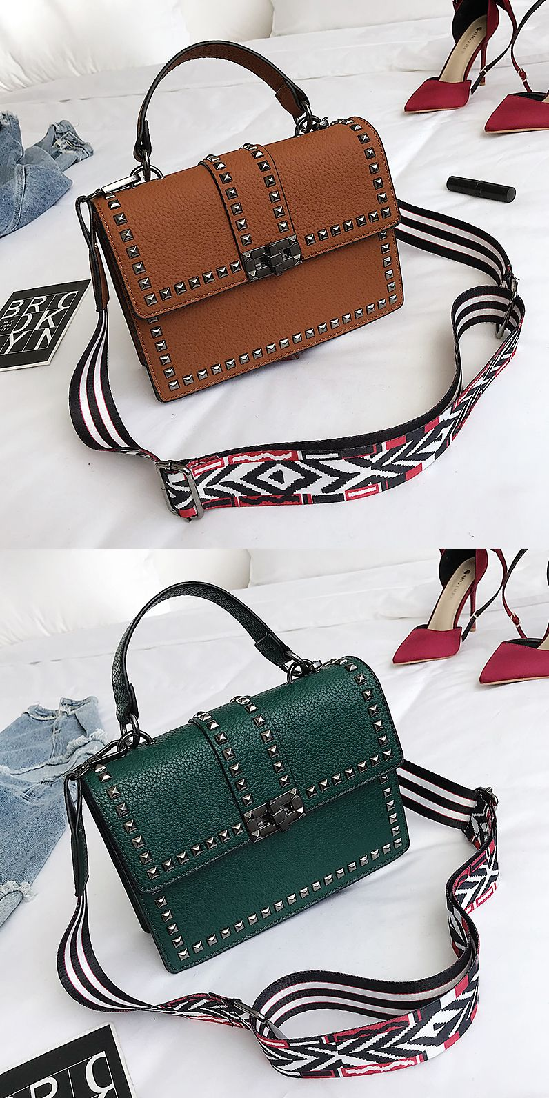 Girls fashion shoulder handbags. Look at my picks for best