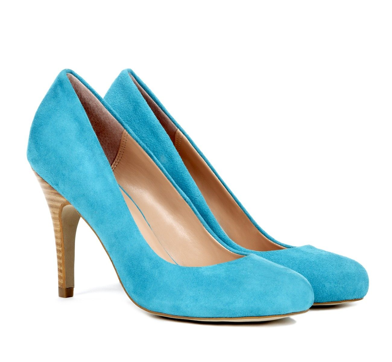 Round toe pumps - Marina