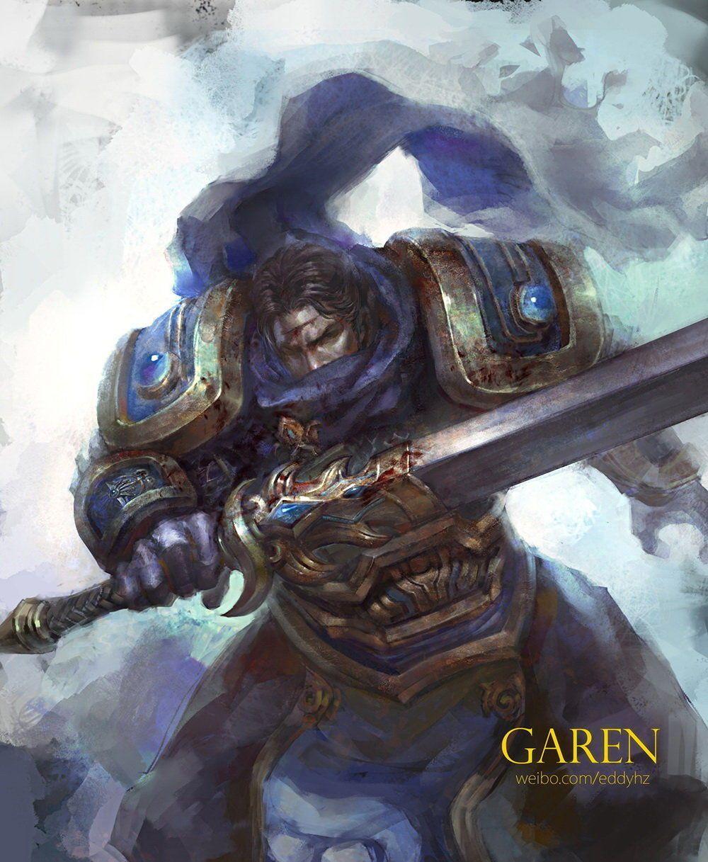 DrawCrowd War art, Game art, League of legends