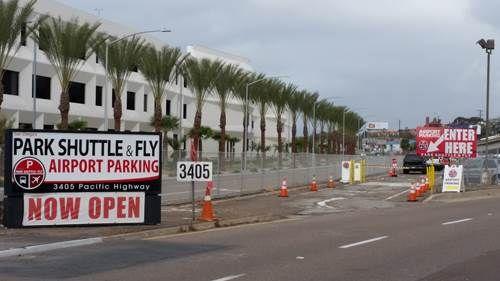 San Diego S Park Shuttle Fly San Airport Parking Airport Parking Park San Diego International Airport