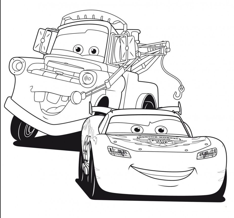 Cars Coloring Pages - Best Coloring Pages For Kids Cars